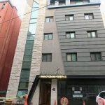 韓国ソウル市シンサ駅最寄の宿ポラリス・ガロスキル(カロスキル)についてレポ