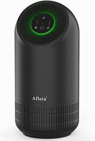 【商品レビュー】空気清浄機Afloiaを購入しました♪